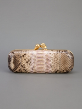 Alexander McQueen 'Knucklebox' clutch
