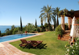 Stylish Villa in Marbella