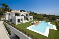 Luxury Villa : Sierra Blanca in Marbella