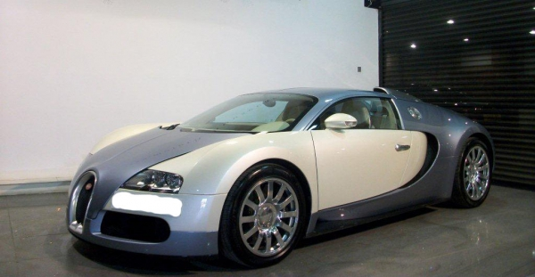 Bugatti Veyron For Sale