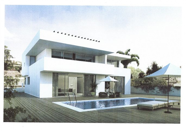 New Construction Project at the Beach of Marbella
